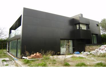 Materiales en fachadas ventiladas granito fachadas del - Materiales de construccion para fachadas ...
