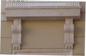 Balcón de piedra